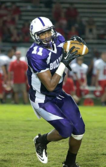 Kendall Ardoin made his return to the VPHS line-up last night.